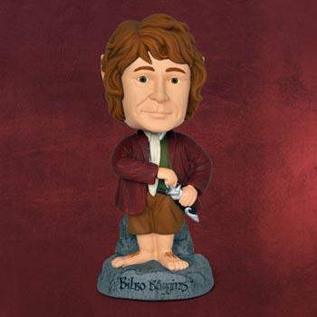 Der Hobbit - Bilbo Wackelkopffigur