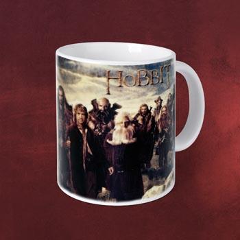 Der Hobbit - Die Gemeinschaft Tasse