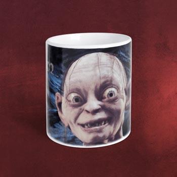 Der Hobbit - Gollum Tasse in Geschenkverpackung