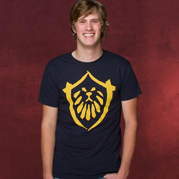 World of Warcraft Mists of Pandaria - Alliance T-Shirt