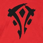 World of Warcraft Mists of Pandaria - Horde T-Shirt