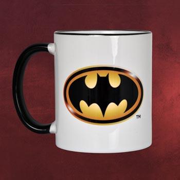 Batman Classic Logo Tasse