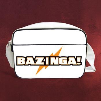 The Big Bang Theory - Bazinga Umhängetasche