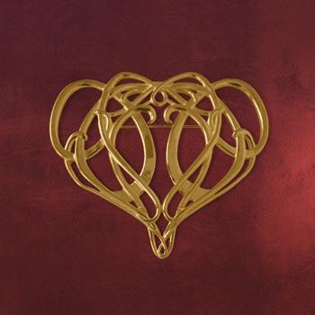 Der Hobbit - Elronds Brosche
