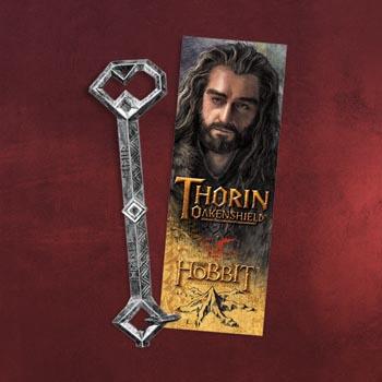 Der Hobbit - Thorins Schl�ssel - Stift mit 3D Lesezeichen