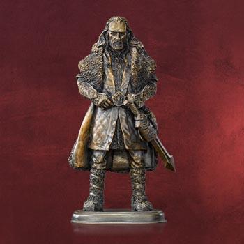 Der Hobbit - Thorin Eichenschild Bronzeskulptur