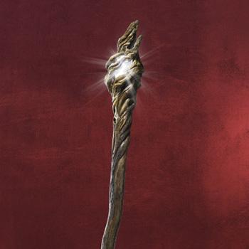 Der Hobbit - Gandalfs Stab mit Leuchteffekt
