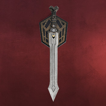 Der Hobbit - Thorins Zwergenschwert