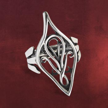 Der Hobbit - Elronds Silber-Ring
