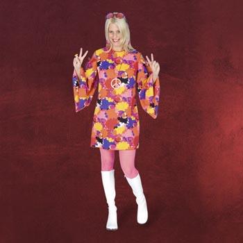 Hippie-Kleid - Damenkost�m