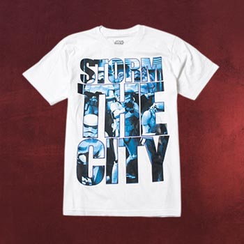 Star Wars - Storm City T-Shirt