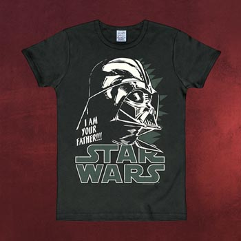 Star Wars - Darth Vader T-Shirt schwarz