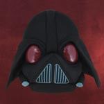Angry Birds Star Wars - Darth Vader Pl�sch Schwein