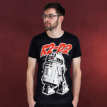 Star Wars - R2-D2 T-Shirt navy