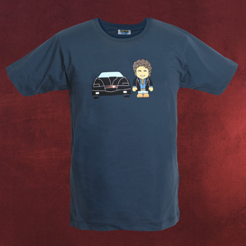 Night Driver - Toonstar Cartoon T-Shirt
