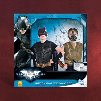 Batman vs. Bane Kostümset für Kinder