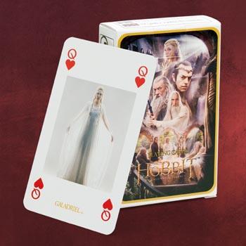 Der Hobbit - Spielkarten