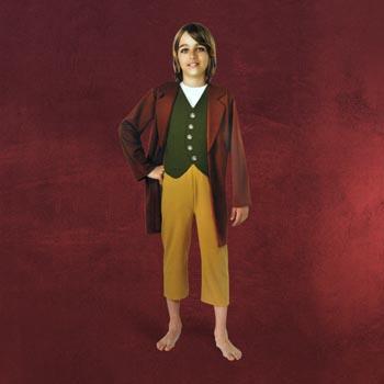 Der Hobbit - Bilbo Beutlin Kostüm für Kinder