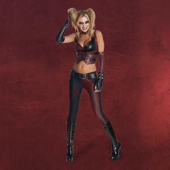 Harley Quinn - Batman Arkham City Kostüm