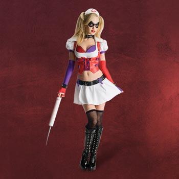 Batman - Arkham Asylum Harley Quinn Kostüm