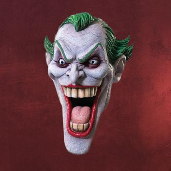 Joker Latexmaske