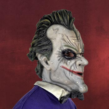 Batman - Joker Deluxe Latexmaske