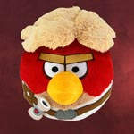 Angry Birds Star Wars - Luke Skywalker Bird 20 cm