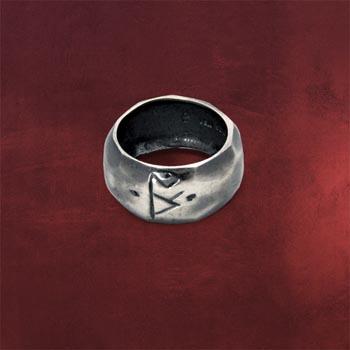 Der Hobbit - Thorin Eichenschild Runen-Ring