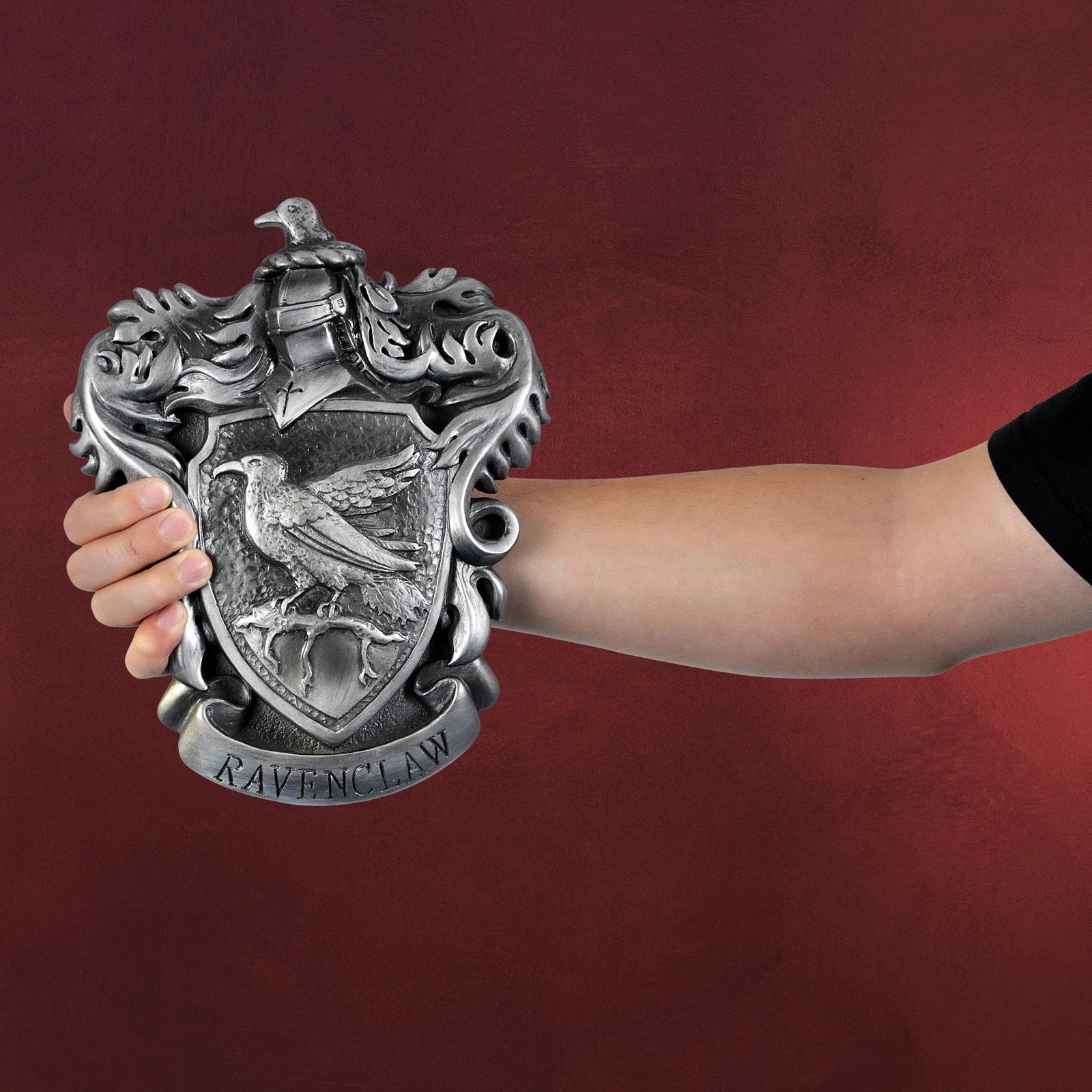 harry potter ravenclaw stemma immagine muro decorazione per hogwarts tifosi ebay. Black Bedroom Furniture Sets. Home Design Ideas