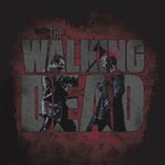 Walking Dead - Zombie Angriff T-Shirt