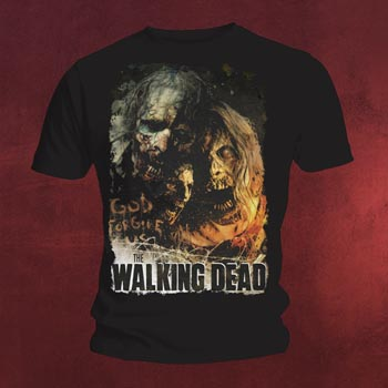 Walking Dead - Poster T-Shirt