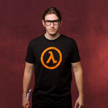 Half-Life 2 - Lambda T-Shirt