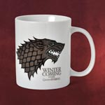 Game of Thrones - House Stark Tasse wei�