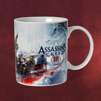 Assassins Creed III - Delaware Tasse
