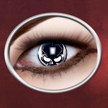 Skull - Kontaktlinsen