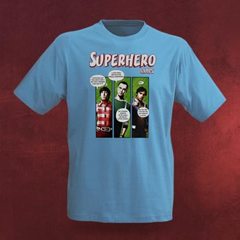 The Big Bang Theory - Sheldons Crew T-Shirt