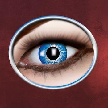 Farbige Kontaktlinsen - blau