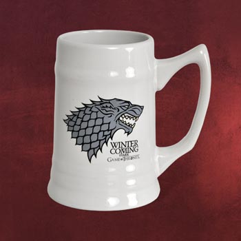Game of Thrones - House Stark Krug