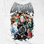 Batman - Villains T-Shirt wei�