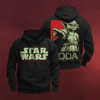 Star Wars - Jedi Master Yoda Hoodie