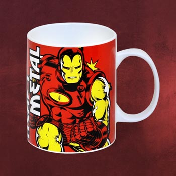 Iron Man Tasse