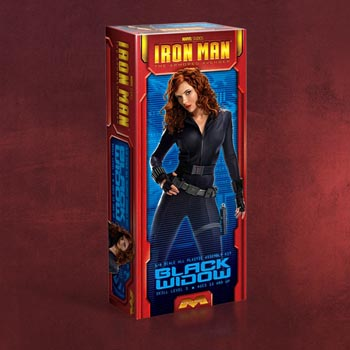 Iron Man 2 - Black Widow 1:8 Modellbausatz