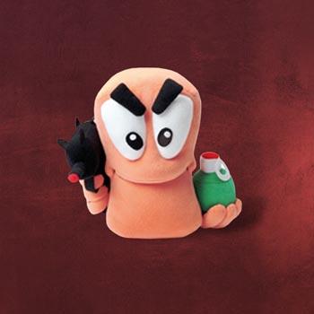 Worms - Boggy Pl�schfigur