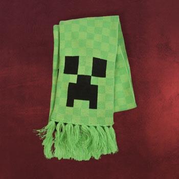 Minecraft Creeper Schal