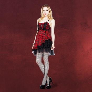 Schottin Kleid - Iva