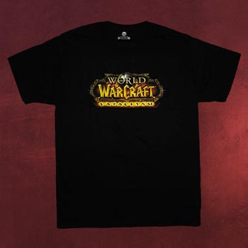 World of Warcraft - Cataclysm Logo T-Shirt