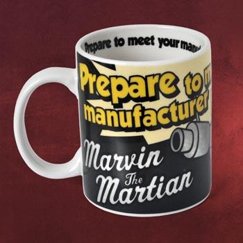 Looney Tunes - Marvin der Marsmensch Tasse