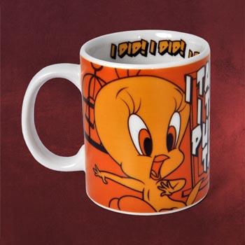 Looney Tunes - Tweety Tasse