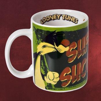 Looney Tunes - Sylvester Tasse