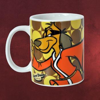 Hanna Barbera - Hong Kong Phooey Tasse